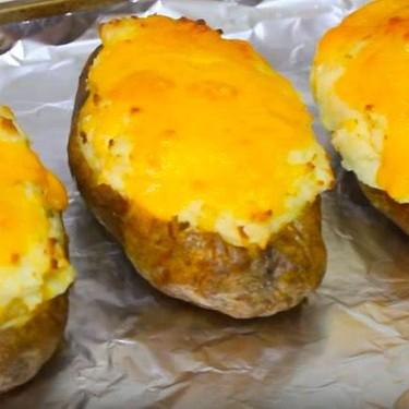 Twice Baked Potatoes Recipe | SideChef