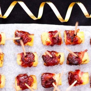 Easy BBQ Bacon Pineapple Bites Recipe | SideChef
