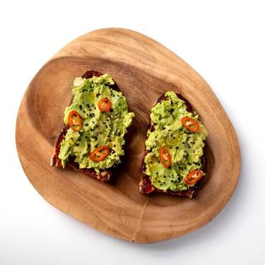 Gochujang Avocado Toast Recipe   SideChef