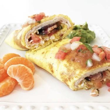 Low-Carb Keto Breakfast Burrito Recipe | SideChef