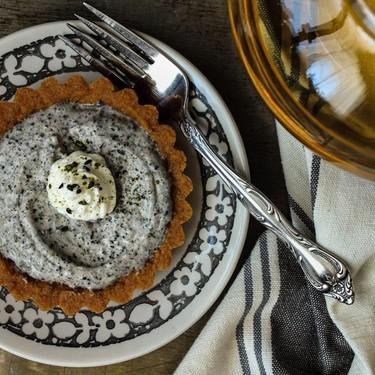 Black Sesame Cheesecake Recipe   SideChef