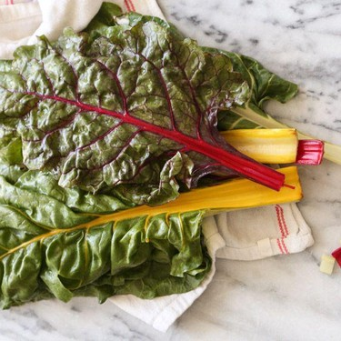 Heart Healthy Chard Wraps with Quinoa and Walnuts Recipe   SideChef