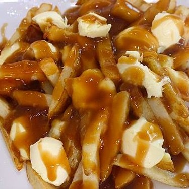 Beef Gravy and Cheese Poutine Recipe | SideChef