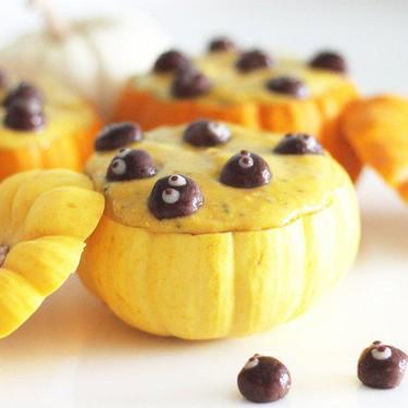 Vegan Pumpkin Smoothie with Soot Sprites Recipe   SideChef