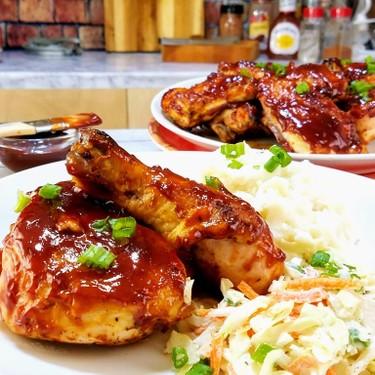 Barbecue Chicken in the Oven Recipe | SideChef