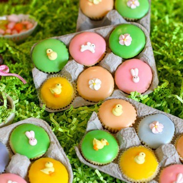 The Cutest Easter Cupcakes Recipe | SideChef