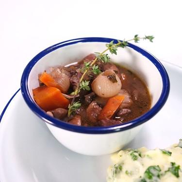 Boeuf Bourguignon with Kale Mashed Potatoes Recipe   SideChef