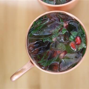 Pomegranate Mojito Recipe | SideChef