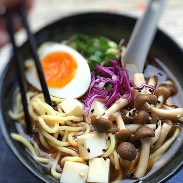 Japanese Miso Ramen Recipe | SideChef