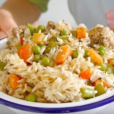 Rice and Chicken Venezuelan Style Recipe | SideChef