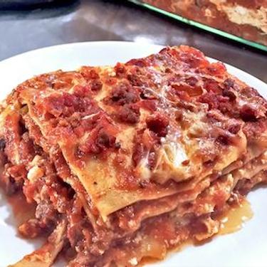 Super Duper Easy Lasagna Recipe | SideChef