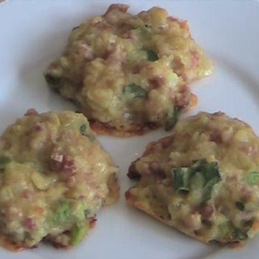 Cheese and Bacon Bites Recipe | SideChef