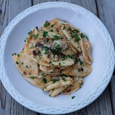 Spicy One Pot Shrimp Pasta Recipe   SideChef