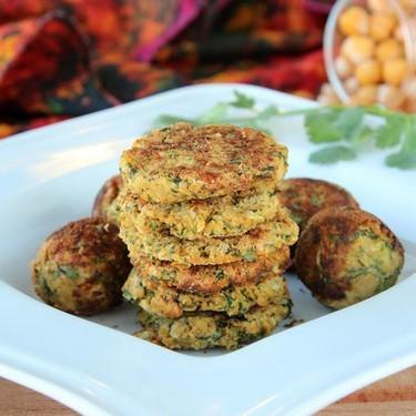 Healthy Zucchini Falafel Recipe | SideChef