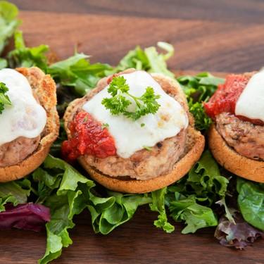 Pizza Burger Sliders Recipe   SideChef