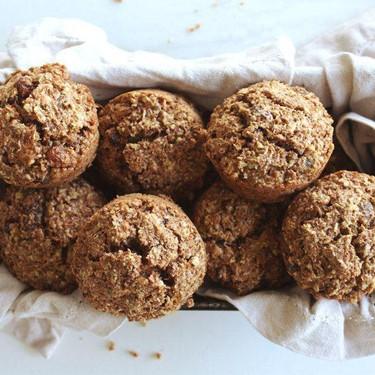Naturally Sweetened Dairy Free Raisin Bran Muffins Recipe | SideChef
