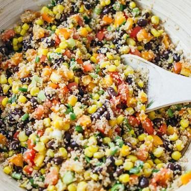 Southwest Cous Cous Salad Recipe | SideChef