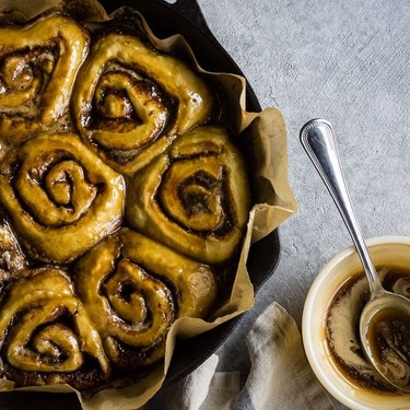 Maple Chai Buttermilk Rolls Recipe   SideChef
