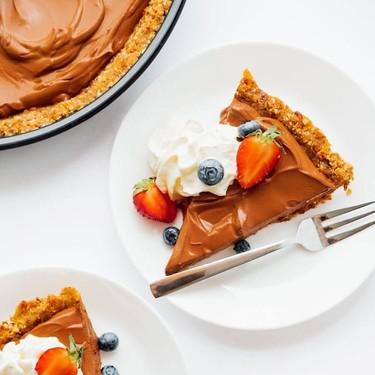 Vegan Chocolate Mousse Pie Recipe   SideChef