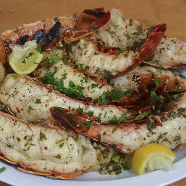 Grilled Lobster Tails Recipe   SideChef