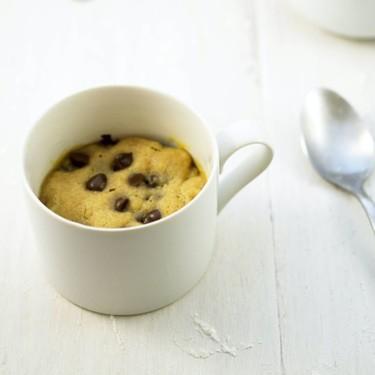 Peanut Butter and Chocolate Chip Mug Cookie Recipe   SideChef