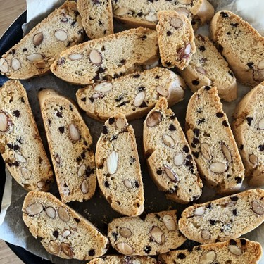Auntie's Dairy-Free Cantucci Cookies Recipe   SideChef