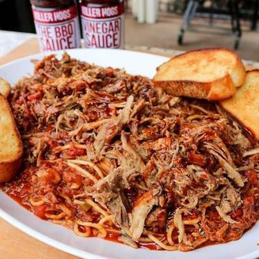 BBQ Spaghetti Recipe | SideChef