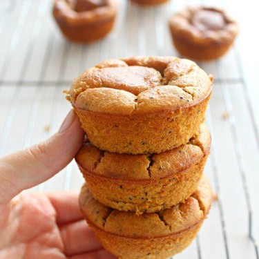 Easy Poppy Seed Blender Muffins Recipe | SideChef