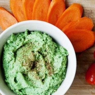 Cauliflower and Spinach Dip Recipe | SideChef