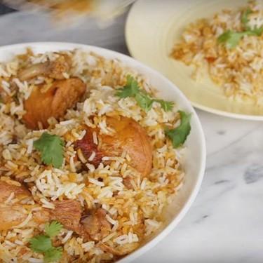 Indian Chicken Biryani Recipe   SideChef