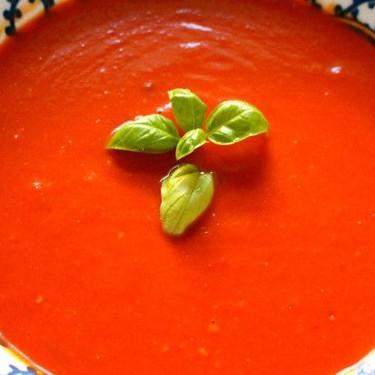 Creamy Tomato & Bell Pepper Soup Recipe   SideChef