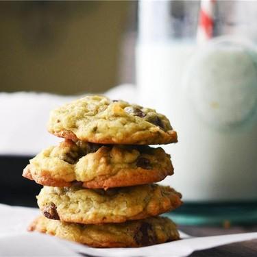 Chocolate Pistachio Coconut Cookies Recipe   SideChef