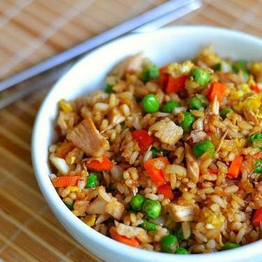 Turkey Fried Rice Recipe | SideChef