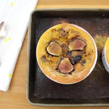 Bread Pudding with Seasonal Fruit Recipe   SideChef