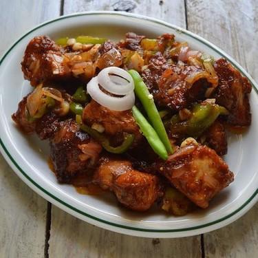 Chili Chicken Recipe | SideChef