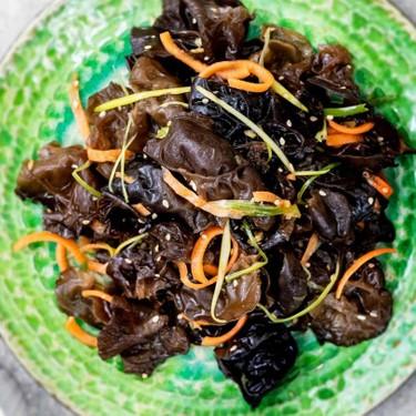 Wood Ear Mushroom Salad Recipe   SideChef