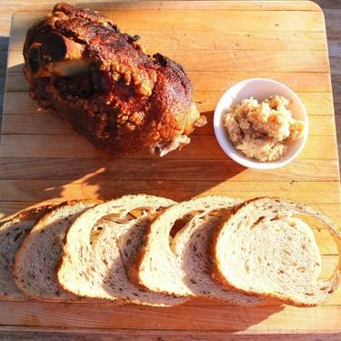 Schweinshaxe Pork Knuckle Recipe   SideChef