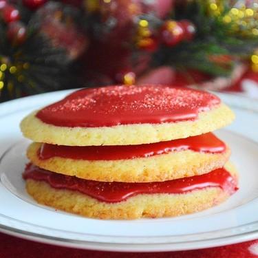 Mascarpone Rose Cookies Recipe | SideChef