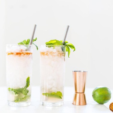 Queen's Park Swizzle Cocktail Recipe | SideChef