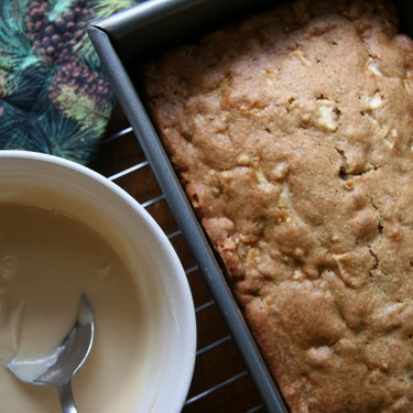 Apple Butterscotch Cake Recipe | SideChef