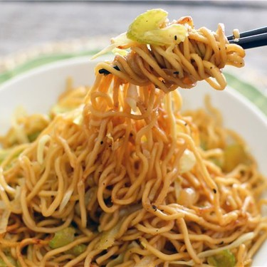 Chow Mein Recipe   SideChef