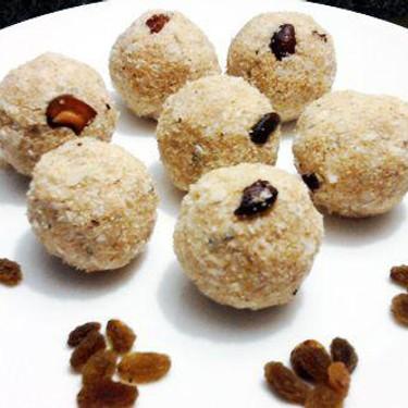 Rava Laddu Recipe | SideChef