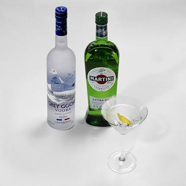 Vodka Martini Recipe | SideChef