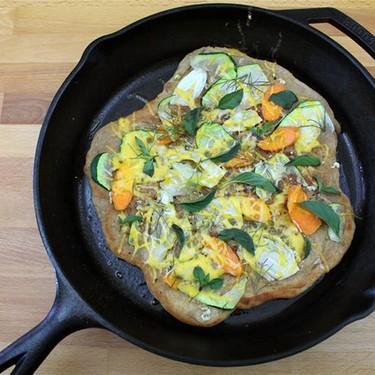 Fennel Pizza Recipe | SideChef