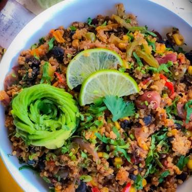 Mexican Quinoa Recipe | SideChef