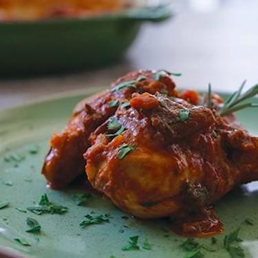 Chicken Cacciatore Recipe   SideChef