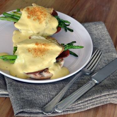 Vegan Eggs Benedict Recipe   SideChef