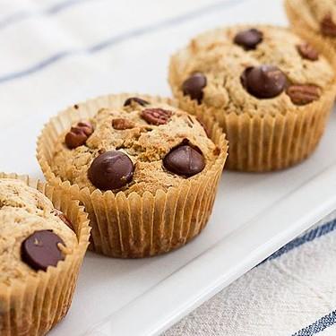 Healthy Banana Muffins Recipe | SideChef