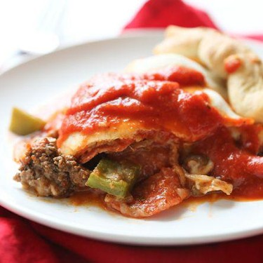 Meaty Skillet Calzone Recipe   SideChef
