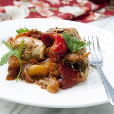 Bell Pepper Chicken Rolls Recipe   SideChef